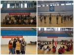 【办实事】我校开展学生工作人员心理素质拓展活动 - 南昌工程学院