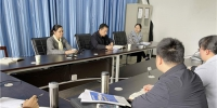 肖鸿晶深入财务与金融学院调研 - 江西经济管理职业学院