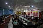 我校组织收听收看庆祝中国共产党成立100周年大会盛况 - 江西科技职业学院