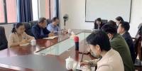 院领导到江西现代服务业发展研究院调研 - 江西经济管理职业学院
